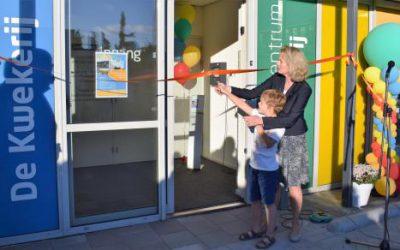 Veel belangstelling tijdens opening Medische Centrum De Kwekerij